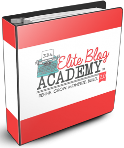 EBA 2.0 Binder